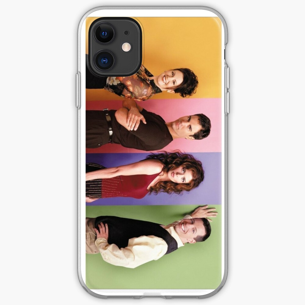 Will & Grace iPhone Case & Cover