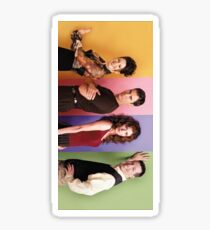Will & Grace Sticker