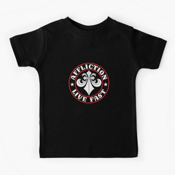 Affliction Live Past Kids T-Shirt