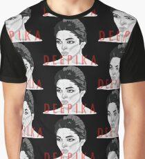Deepika Tile Graphic T-Shirt