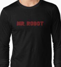 Mr. Robot (Grunge) – Shirts & Hoodies Long Sleeve T-Shirt