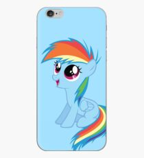 Filly Rainbow Dash iPhone Case