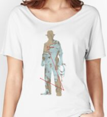 The Map To Nurhaci Women's Relaxed Fit T-Shirt
