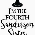 Ich bin die vierte Sanderson-Schwester von kjanedesigns