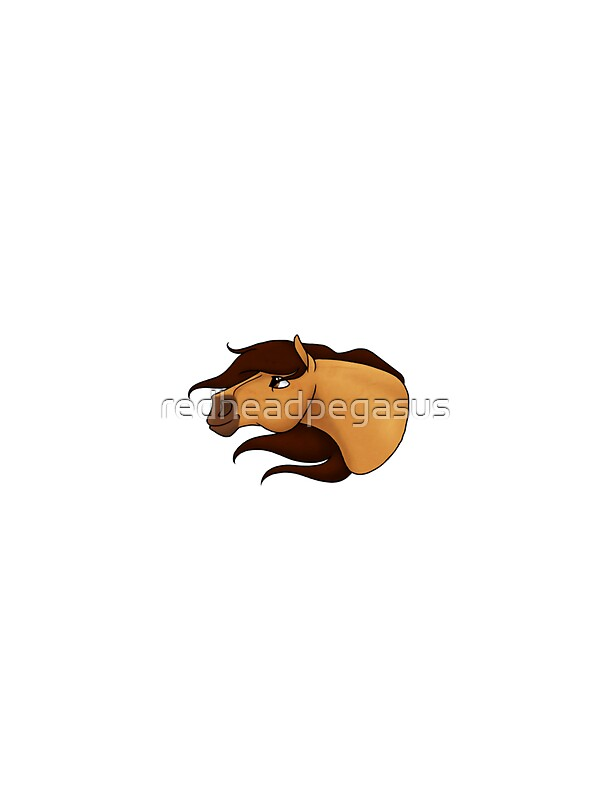 Quot Spirit Stallion Of The Cimarron Quot Stickers By Camila