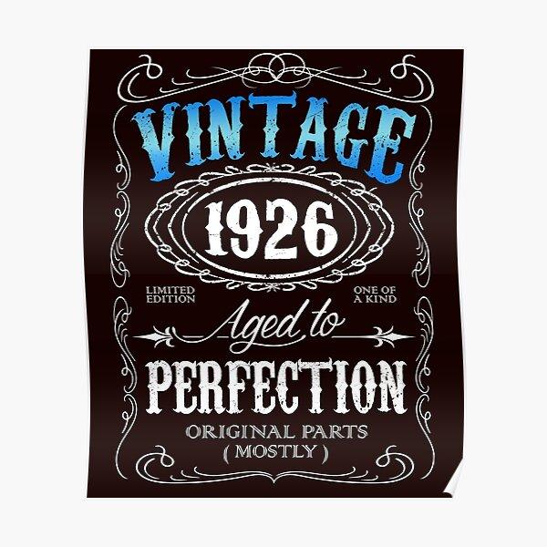 40th Cumpleaños Delantal Regalo Celebración Vintage año 1978 envejecido a la perfección