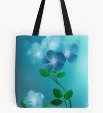 Blue-tiful Tote Bag