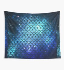 Mermaid Tail Wall Tapestry