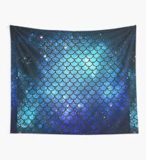 Meerjungfrau Schwanz Wandbehang