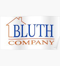 Bluth Company - Arrested Development Poster