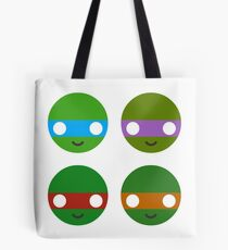 TMNT - Circley! Tote Bag