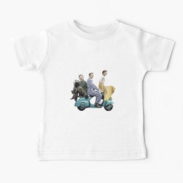 Audrey Hepburn: Roman Holiday Baby T-Shirt