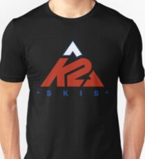 k2 skis apparel Unisex T-Shirt