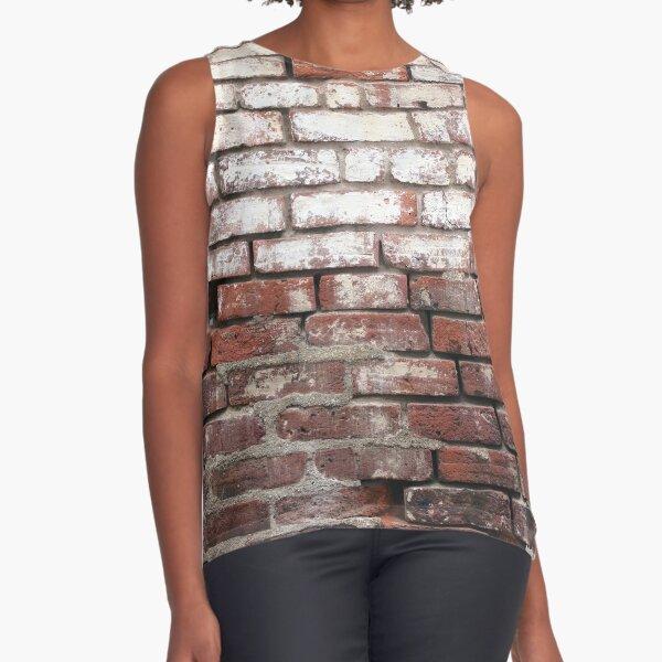 Broken Wall 3 Sleeveless Top