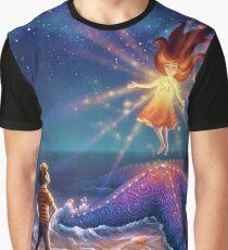 Starfish Shore Graphic T-Shirt