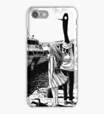 Punpun - By the Sea iPhone Case/Skin