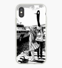 Punpun - Am Meer iPhone-Hülle & Cover