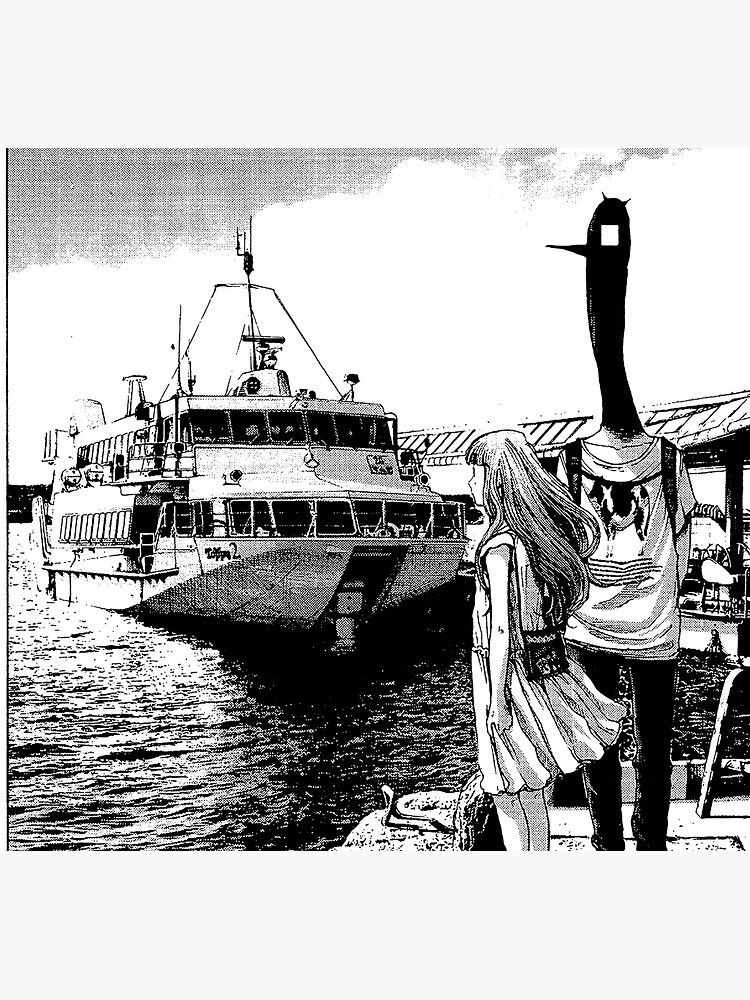 Punpun - By the Sea by gmanwalrus