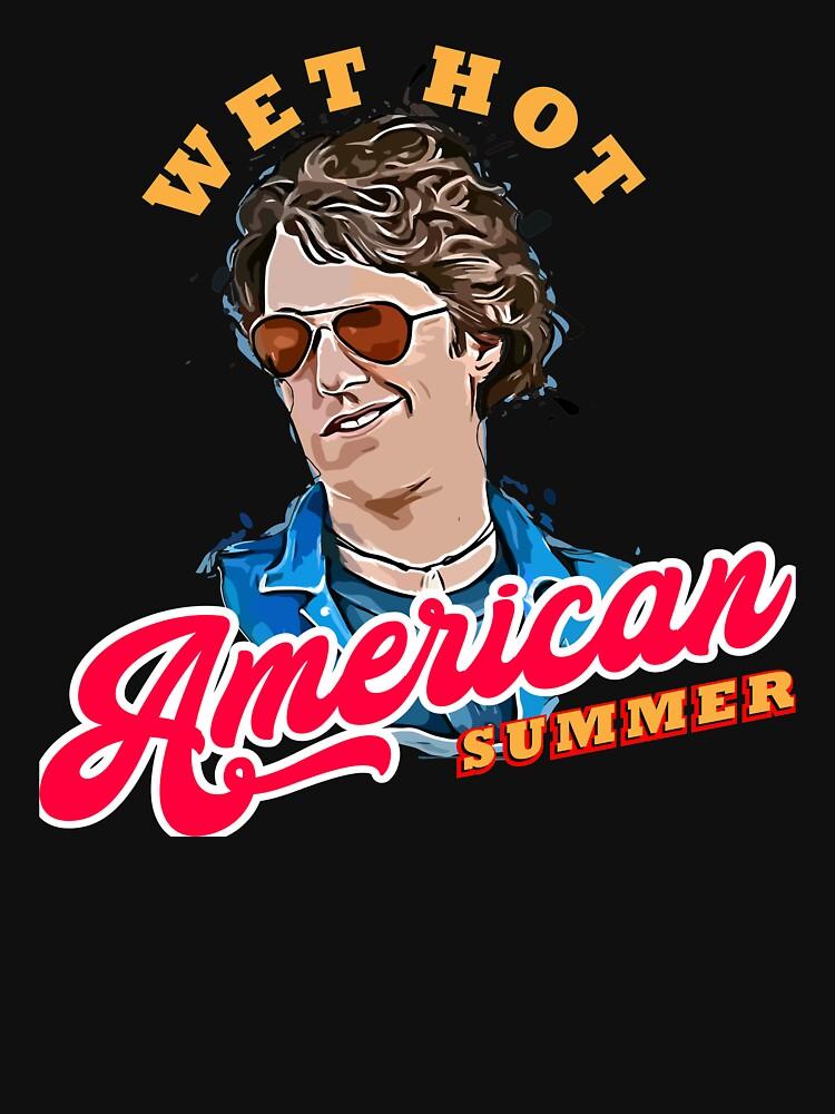 Wet Hot American Summer by dearlydesigns