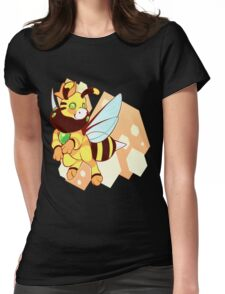 Bumble Womens Fitted T-Shirt