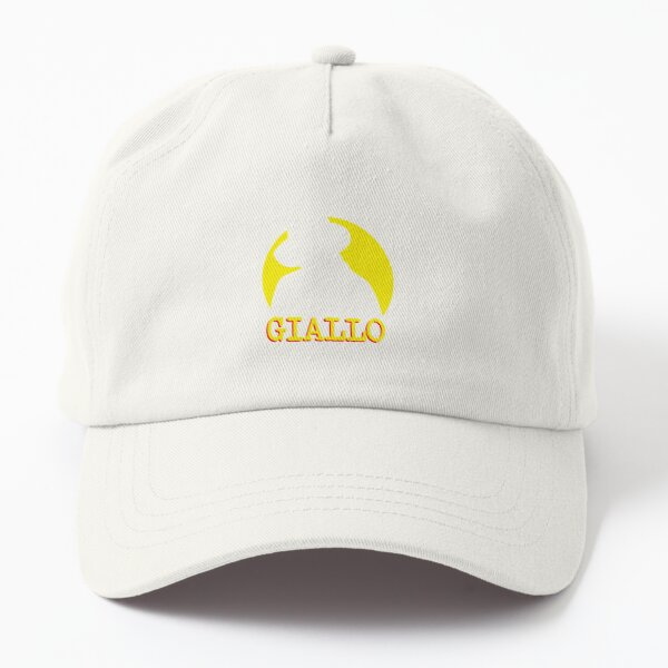 GIALLO Vintage Italian Horror  Dad Hat