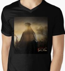 Omar Ibn Alkhattab Men's V-Neck T-Shirt