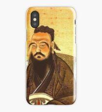 Confucius iPhone Case/Skin