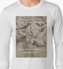 In Memory of Gatsby Long Sleeve T-Shirt