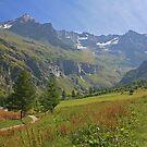 Vanoise National Park by RedHillDigital