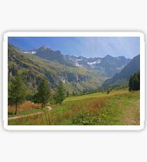 Vanoise National Park Sticker