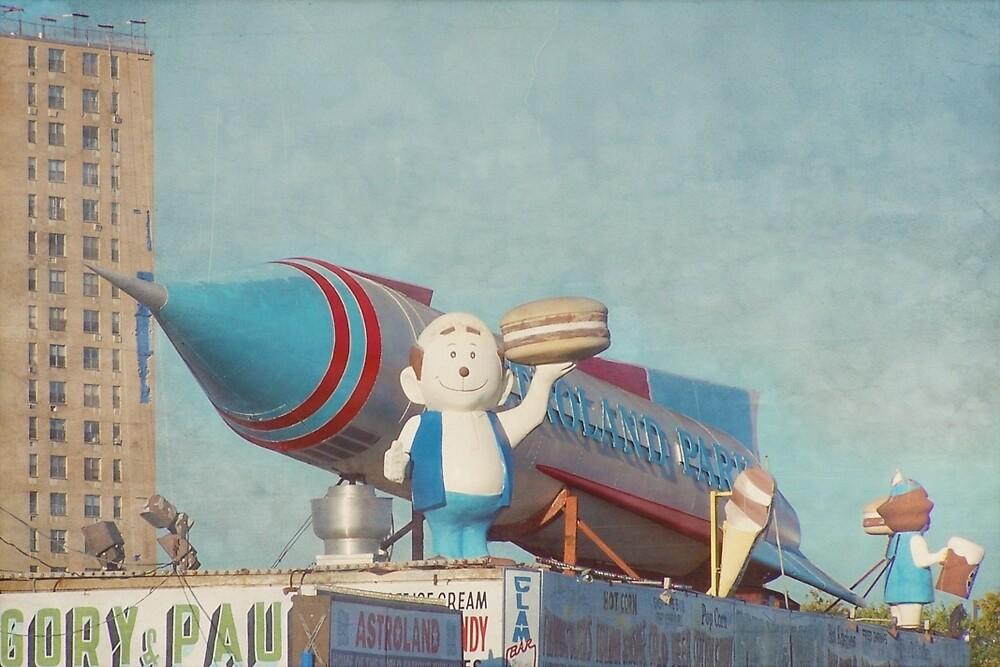 Astroland Park Retro by Jane Garratt