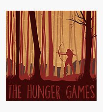 the hunger games Photographic Print