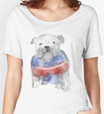 Western Bulldogs ( Go Doggies! ) Women's Relaxed Fit T-Shirt