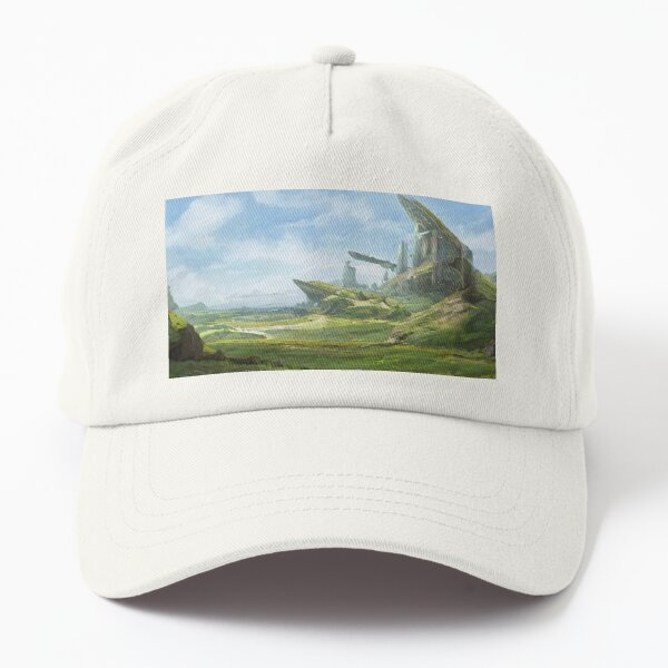 What the future may hold. Dad Hat
