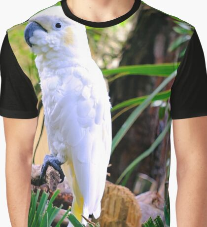 Cockatoo Graphic T-Shirt