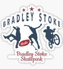 Bradley Stoke Skatepark Sticker