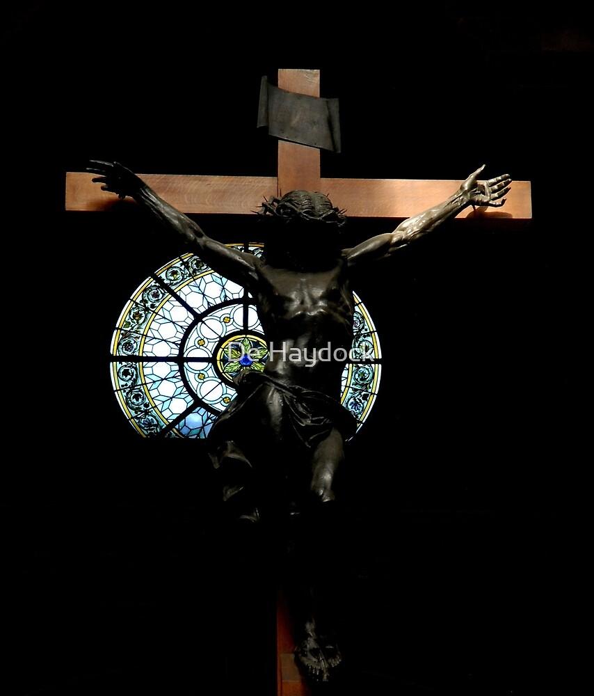 Sacrifice on the Cross by De Haydock