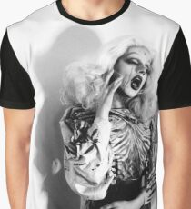 Lawrence Chaney - BLOODY CHANEY Halloween Edition T-Shirt/ Tank Top Graphic T-Shirt
