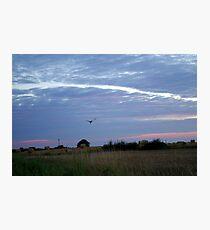 Lincolnshire Landscape Photographic Print