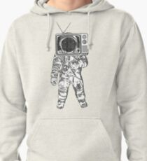 Englishman Up In Space - Bastille Pullover Hoodie