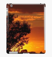Savanna meets Lincolnshire iPad Case/Skin