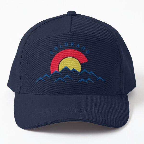 COLORADO CAP HATS Baseball Cap