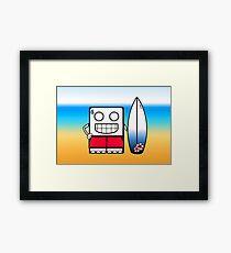 Summer Fun (W.I.P) Framed Print