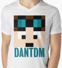 DANTDM Men's V-Neck T-Shirt