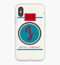 Battle Tendency iPhone Case