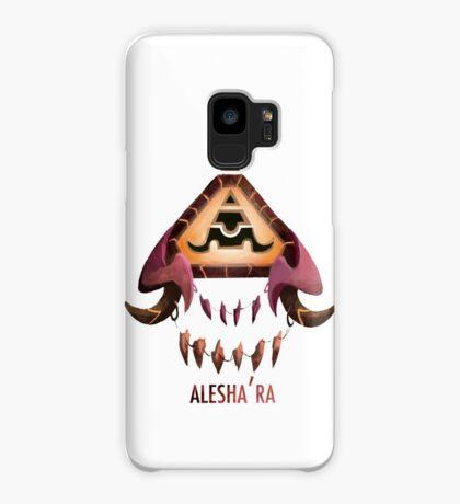 Alesha'ra Funda/vinilo para Samsung Galaxy