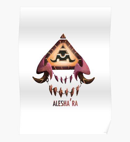 Alesha'ra Póster