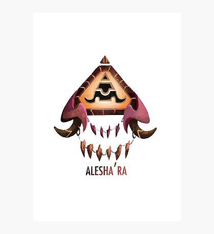 Alesha'ra Lámina fotográfica