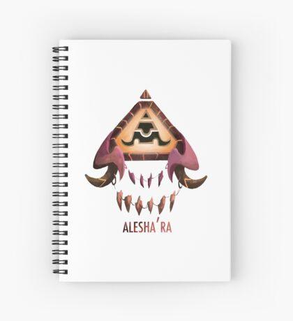 Alesha'ra Cuaderno de espiral