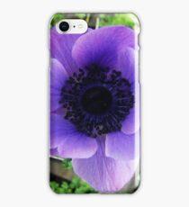 Grecian Windflower iPhone Case/Skin